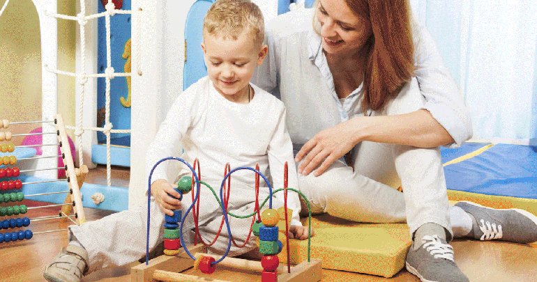 Okupaciona terapija kod dece sa smetnjama u razvoju