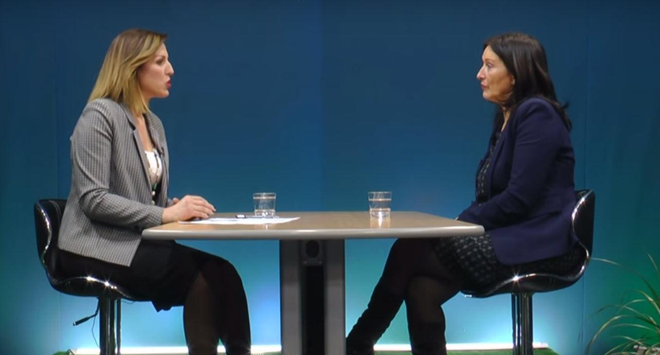 Uslovi upisa i studiranja na VŠSR – Gostovanje profesorke Sanje Đurđević na TV Šabac