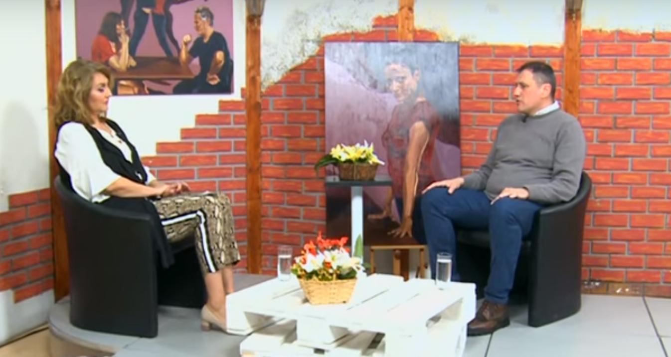 """Prof. dr Vladimir Ilić gost u emisiji """"Ni crno ni belo"""""""