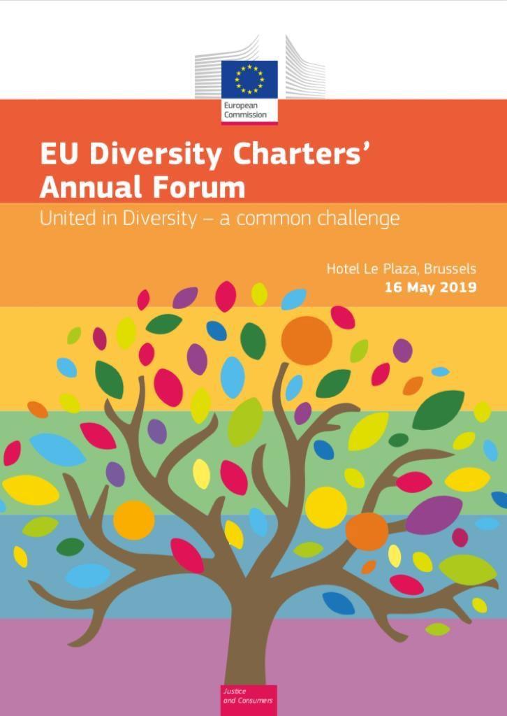 Profesorka Ljiljana Manić na konferenciji koju organizuje Evropska komisija na temu promovisanja razlicitosti i inkluzije na radnom mestu