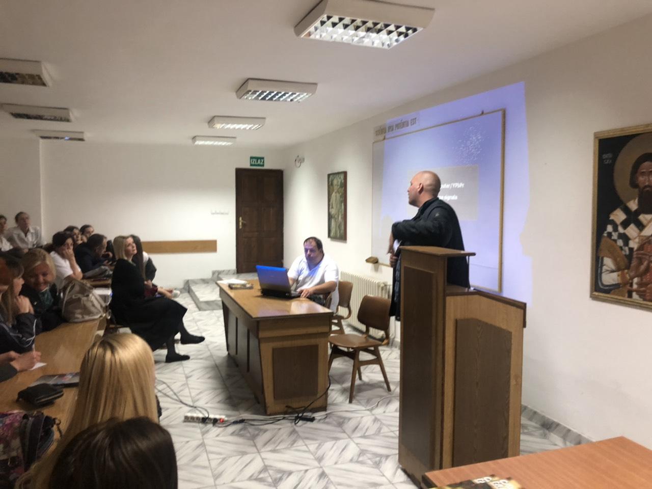 Omogućeno da okupacioni terapeuti Visoke škole socijalnog rada postanu članovi Društva radnih terapeuta Srbije
