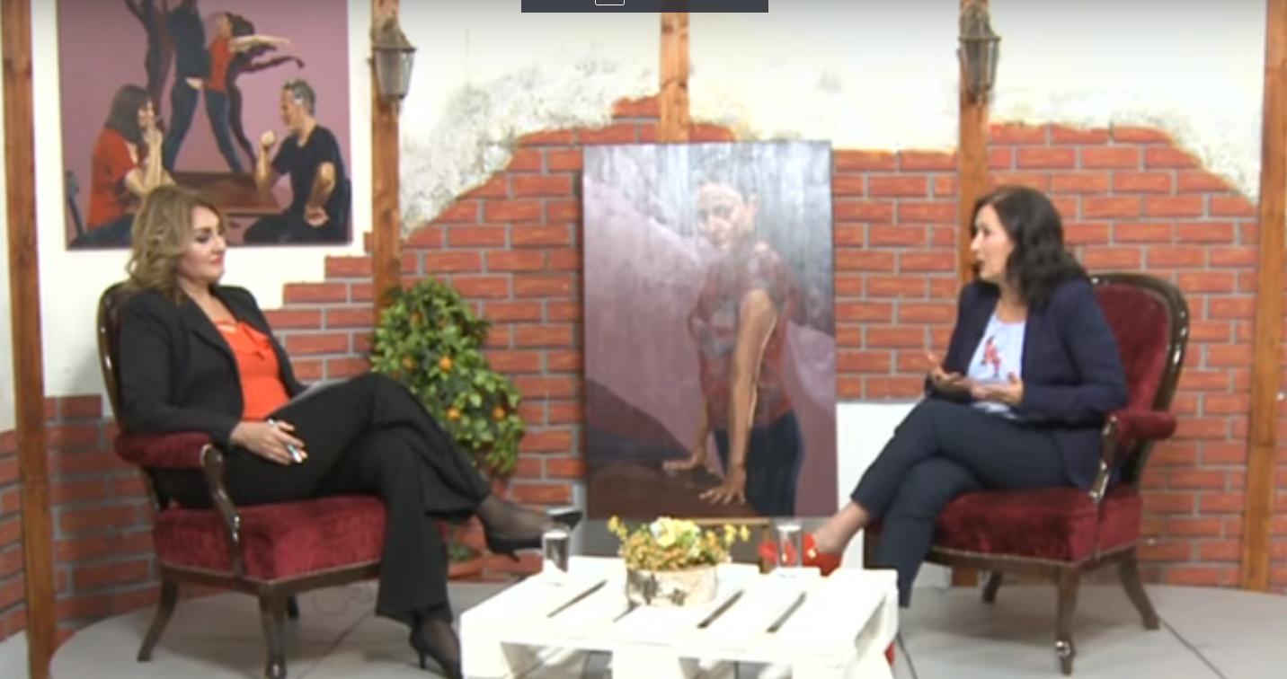 """Gostovanje naše profesorke Sanje Đurđević u emisiji """"Ni crno ni belo"""""""