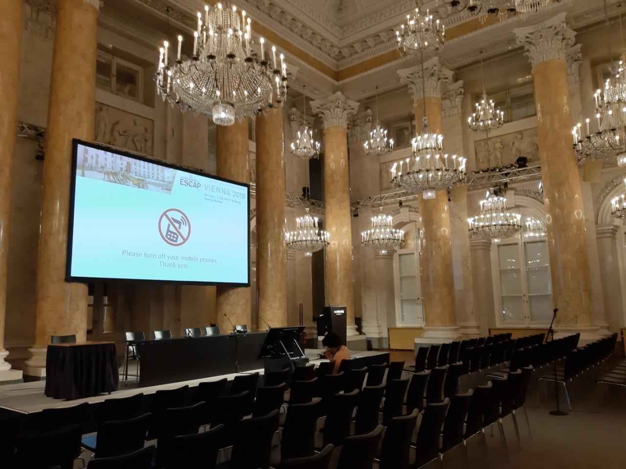 Doc. dr N. Ljubomirović će održati predavanje na 18. Internacionalnom kongresuESCAP, dečije i adolescentne psihijatrije u Beču