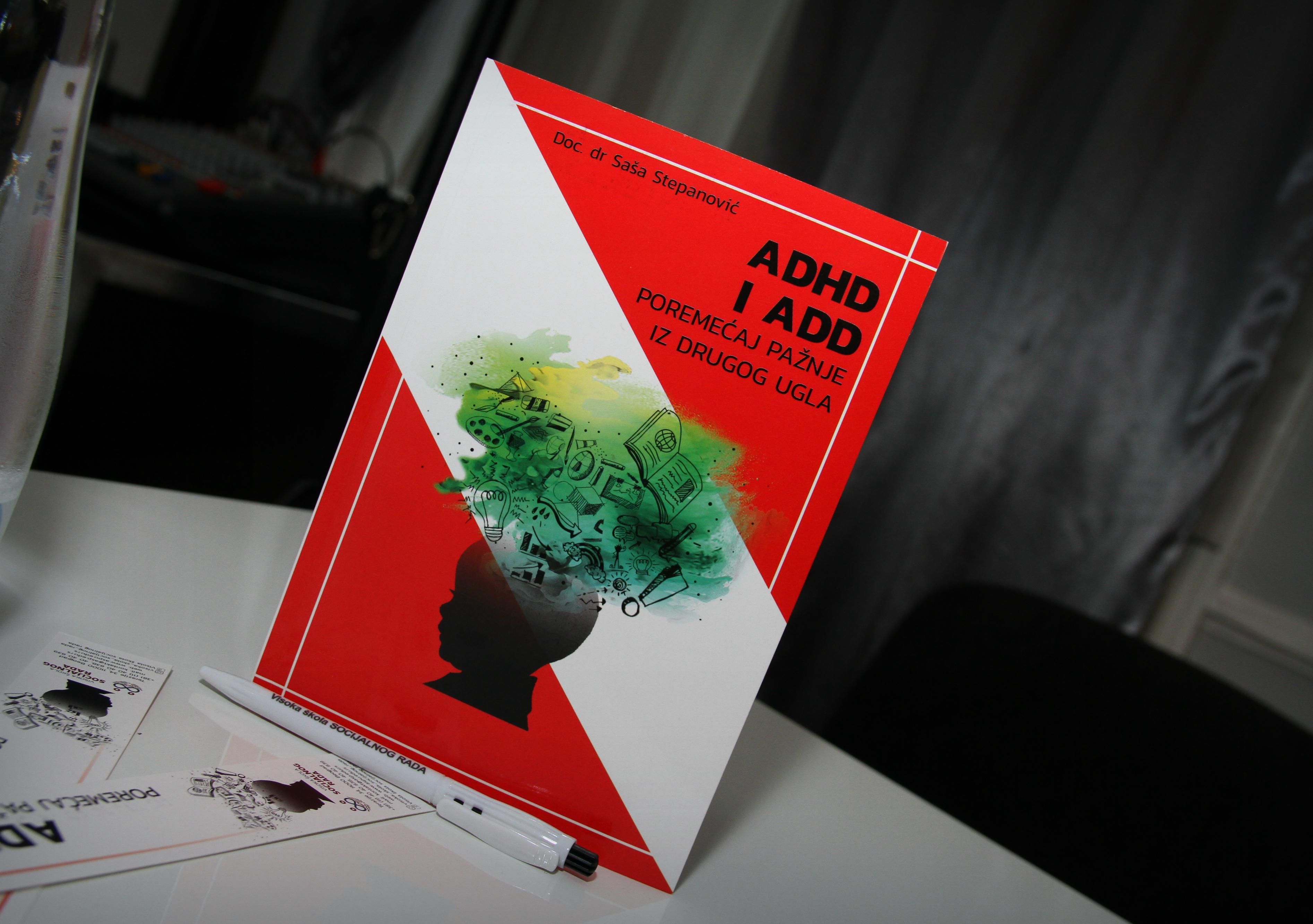 """Promocija knjige""""ADHD I ADD-poremećaj pažnje iz drugog ugla"""""""