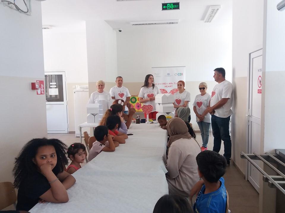 """Projekat """"Mi i oni smo zajedno"""": Obilkovanje kutija od kartona"""