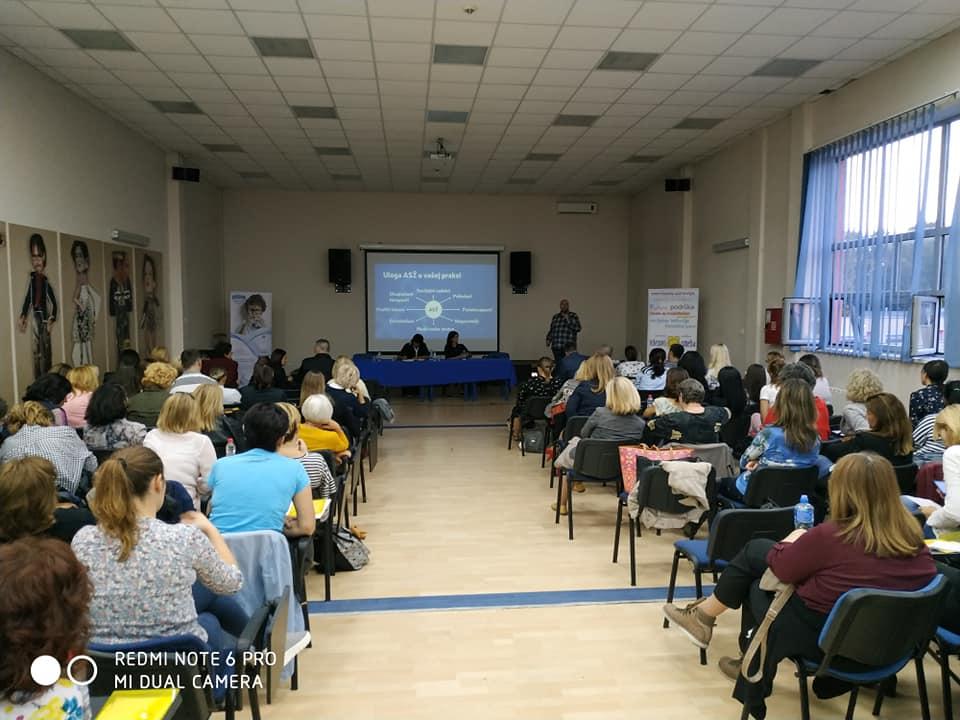 """Doc. dr Veselin Medenica učestvovao na Međunarodnoj konferenciji """"Treće doba bez proba"""""""
