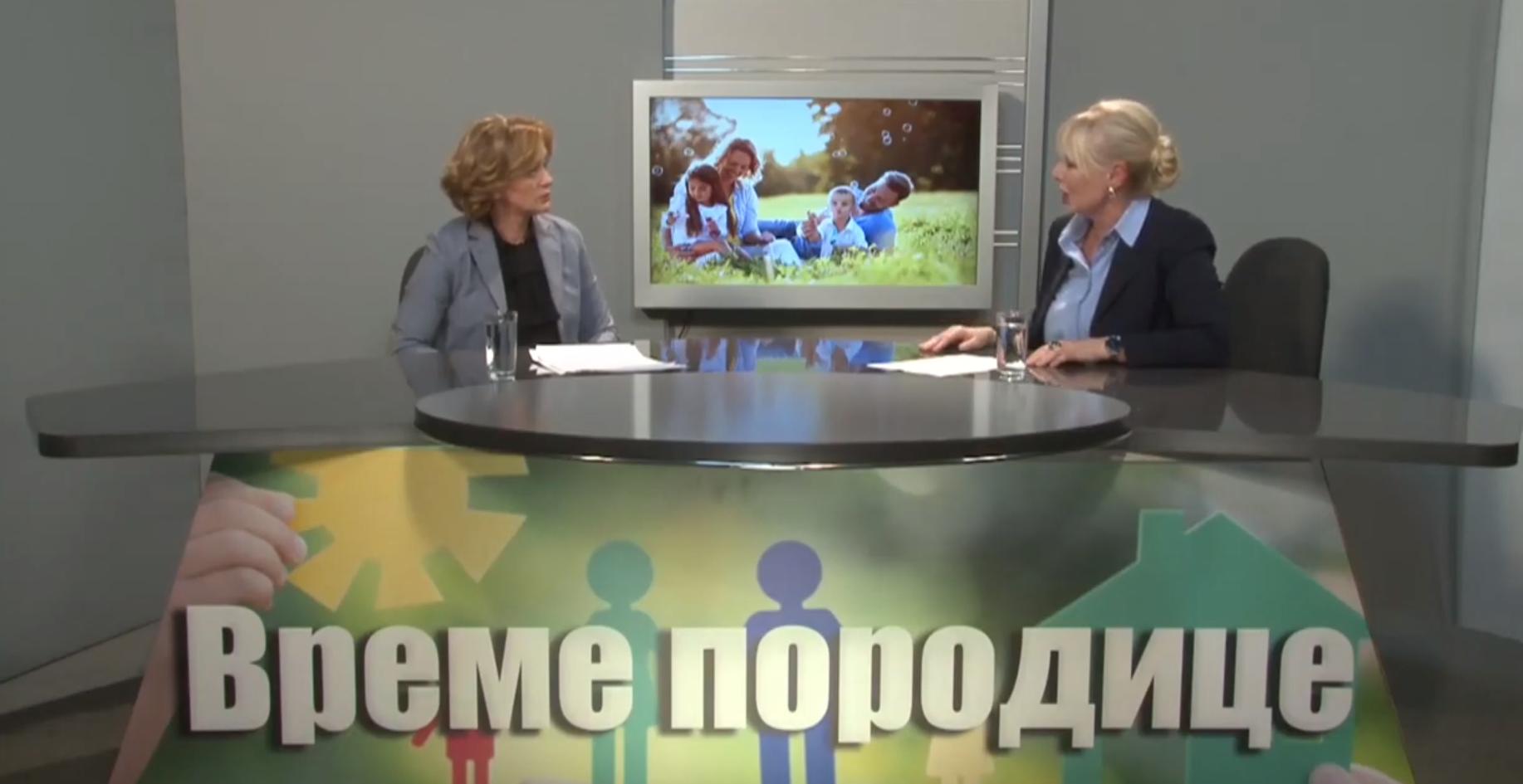 Profesorka Ljiljana Manić gostovala na TV Koreni