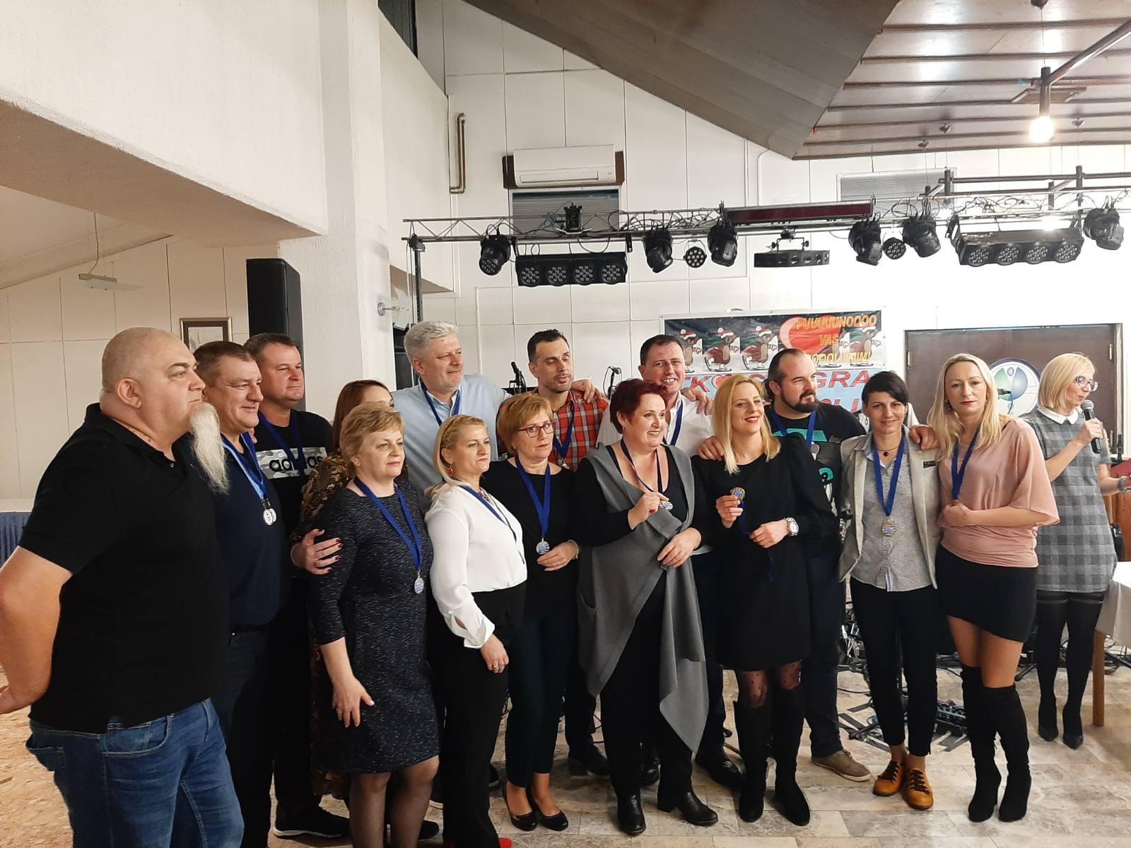 Učešće Visoke škole socijalnog rada na 12-im sportskim susretima socijalne skrbi Hrvatske, Topusko 2020.