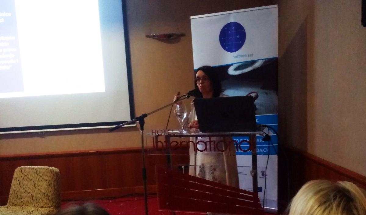 Ivana Milosavljević-Đukićučestvovala na Međunarodnoj konferenciji: Seksualno Zlostavljanje i iskorišćavanje dece