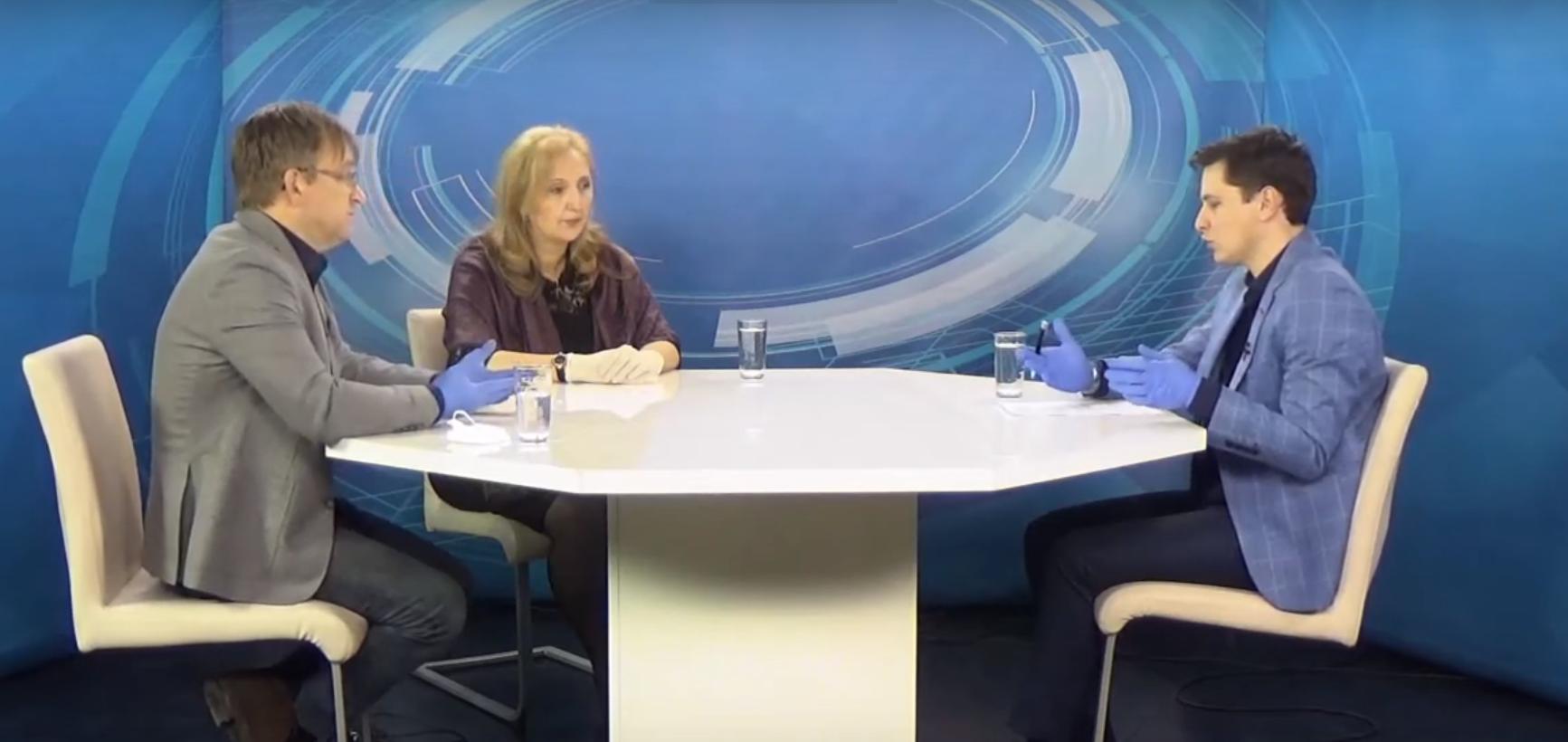 Profesorka Vesna Dukanac na Info Arena televiziji – Korona virus i mentalno zdravlje za vreme samoizolacije;