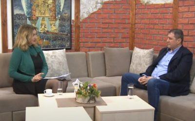 Studije psihologije u fokusu – Ni crno ni belo – Vladimir Ilić, Visoka škola socijalnog rada (TV KCN)