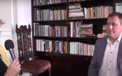 "Prof. dr Vladimir Ilić u emisiji ""Teslin karavan"" – O profesijama budućnosti"