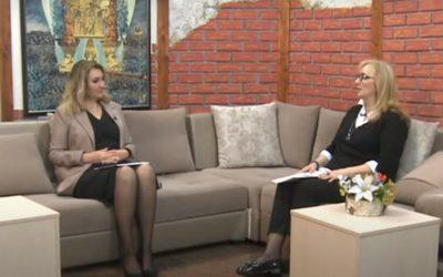 Ni crno ni belo 345 – doc. dr Vesna Dukanac, Visoka skola socijalnog rada (TV KCN 29.05.2021)